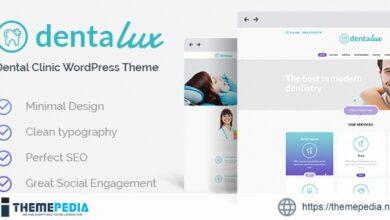 Dentalux – A Dentist Medical & Healthcare Doctor WordPress Theme [nulled]