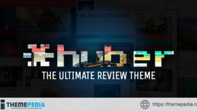 Huber- Multi-Purpose Review Theme [Free download]
