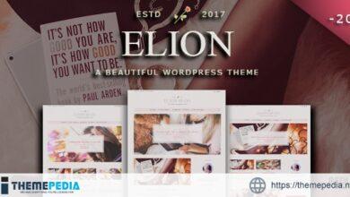 Elion – Personal WordPress Blog Theme [Latest Version]