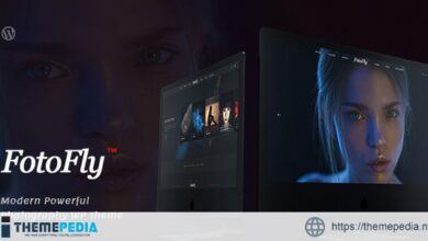 Fotofly – Photography WordPress Theme [Free download]