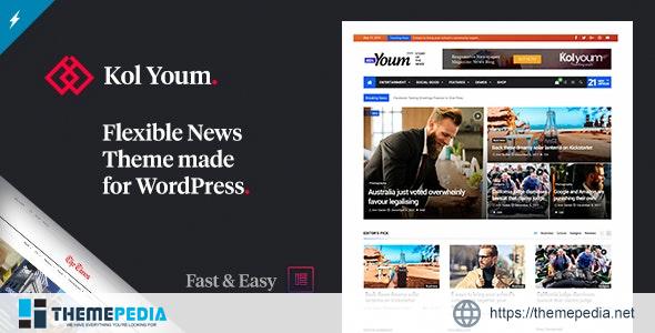 Kolyoum – Newspaper Magazine News AMP [Updated Version]