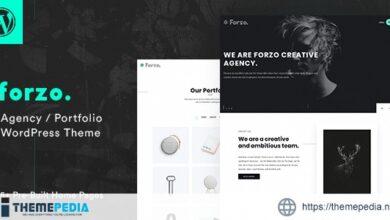 Forzo – Creative Agency Theme [Free download]