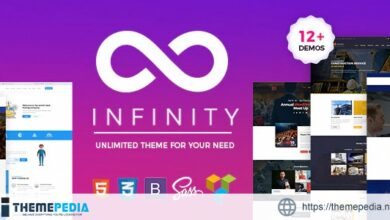 Infinity – One Page [Free download]