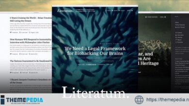 Literatum – Just Write [Latest Version]