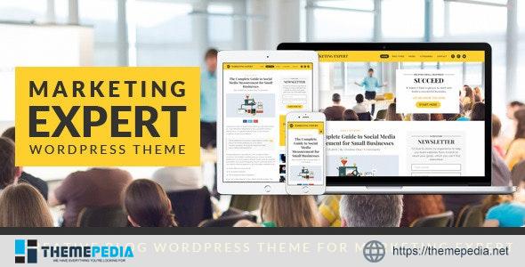 Expert – Blog Wordpress Theme for Marketer [nulled]