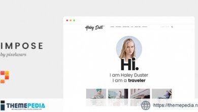Impose Blog [Updated Version]