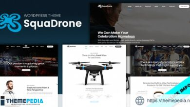 SquaDrone – Drone & UAV Business [Updated Version]