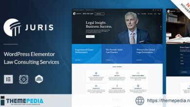 Juris – Law, Lawyer and Attorney [Free download]