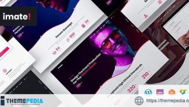 iMate – Business WordPress [Free download]