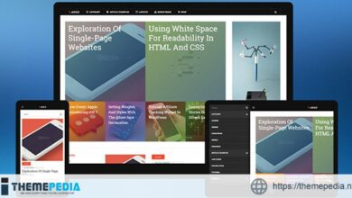 DW ARGO – Responsive WordPress Theme for Magazine [Latest Version]