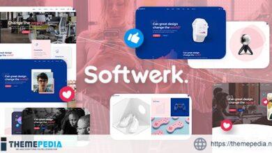Softwerk – Software & SaaS Startup Theme [Free download]