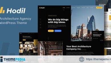 Hodil – Architecture Agency WordPress Theme [Updated Version]
