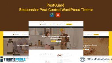 PestGuard – Responsive Pestcontrol WordPress Theme [Free download]