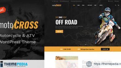 motoCROSS – Motorcycle & ATV WordPress Theme [Updated Version]