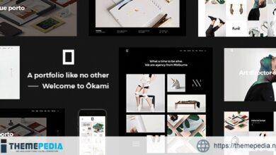Okami – Portfolio Theme [nulled]