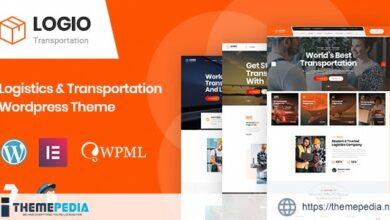 Logio – Logistics & Transportation WordPress Theme [Latest Version]