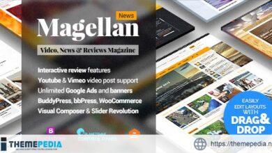 Magellan – Video News & Reviews Magazine [Free download]