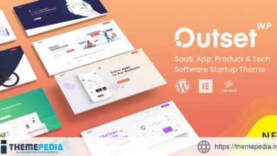 The Outset – MultiPurpose WordPress Theme for Saas & Startup [Free download]