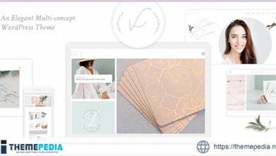 Kanna – An Elegant Multi-concept WordPress Theme [Free download]