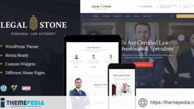 Legal Stone – Lawyers & Attorneys WordPress Theme [Latest Version]