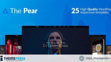 Pear – Responsive Multi-Purpose WordPress Theme [nulled]