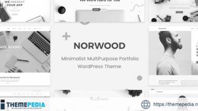 Norwood – Minimalist MultiPurpose Portfolio WordPress Theme [Updated Version]