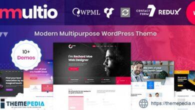 Multio – Multipurpose Business WordPress [Free download]