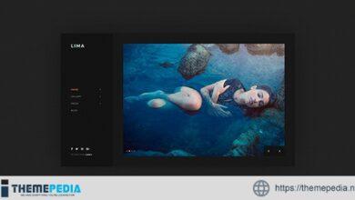 Lima – Night Mode WordPress Theme for Elementor [Updated Version]