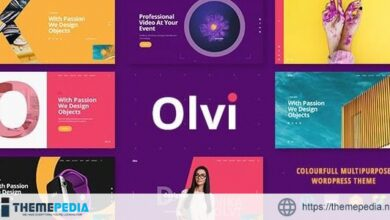 Olvi – Creative MultiPurpose WordPress [Free download]