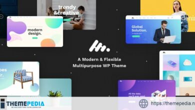 Moody – Corporate Business Agency WordPress Theme [Free download]