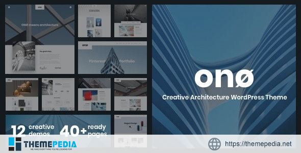 ONO – Architecture [Free download]