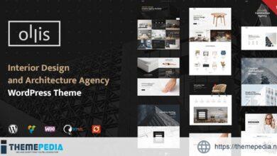 Ollis – Architecture Agency & Interior Design WordPress Theme [Free download]