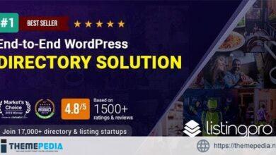 ListingPro – WordPress Directory Theme [Free download]