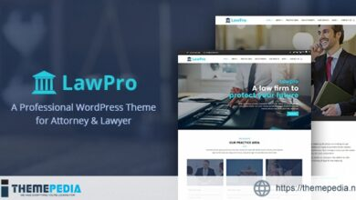 Lawpro – A Professional WordPress Theme for Attorney & Lawyer [Updated Version]
