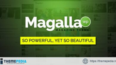 Magalla Magazine – News and Business Blog [Free download]