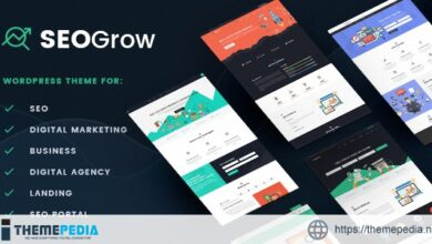 Marketing & Growth Hacking WP – SEO Grow [Free download]