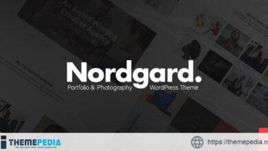 Nordgard – Portfolio & Photography WordPress Theme [Latest Version]