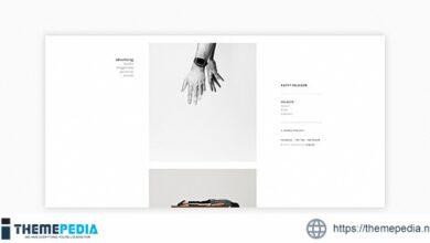 Kathy – Minimal Photography and Portfolio WordPress Theme [Free download]