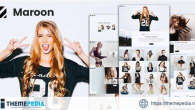 Maroon – Photography [Latest Version]