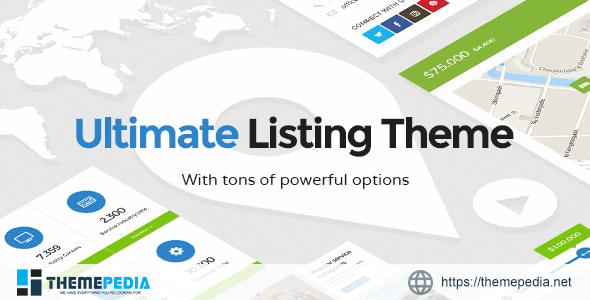 Lister – Business Directory & Listing Theme [Free download]