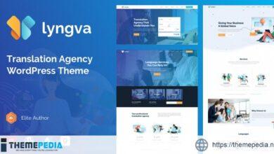 Lyngva – Translation Agency WordPress [Free download]