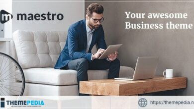 Maestro – Business [Free download]