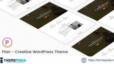 Plan – Creative One & Multipurpose WordPress Theme [Free download]