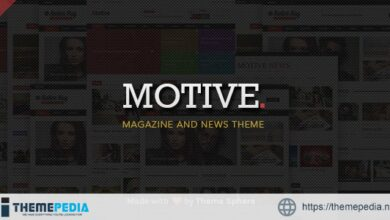 Motive – News Magazine [Free download]