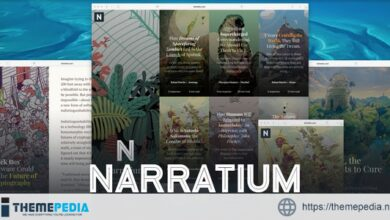Narratium – Simplicity for authors [Free download]