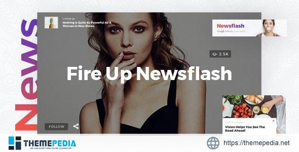 Newsflash – News Magazine Theme [Latest Version]