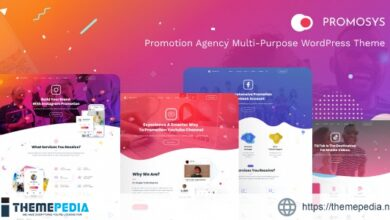 PromoSys – Promotion Services Multi-Purpose WordPress Theme [Free download]