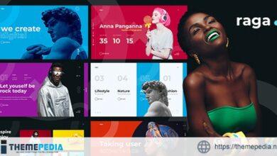 Raga – Creative MultiPurpose WordPress [Free download]