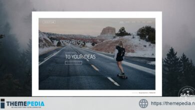 Rebirth – Freelance & Agency Portfolio WordPress Theme [Updated Version]