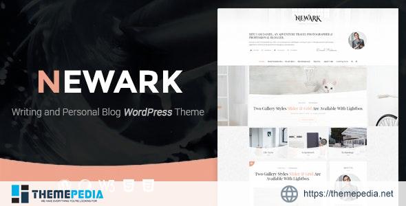 Newark – Writing and Personal Blog WordPress Theme [Updated Version]